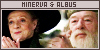 Relationships: Albus Dumbledore and Minerva McGonagall